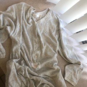 Victoria Secret vintage sleeper jumpsuit